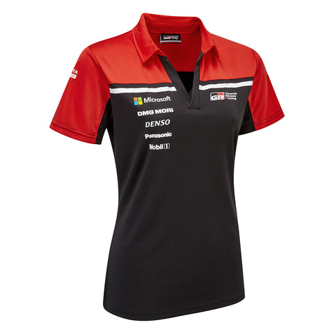 NEW TOYOTA GAZOO Racing WRT Ladies Team Polo Shirt