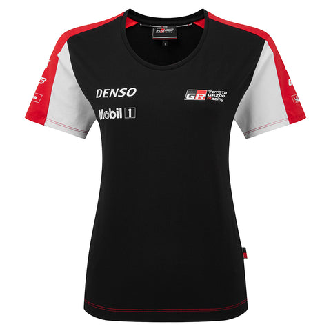 NEW WEC Toyota Gazoo Racing Ladies Team T-Shirt