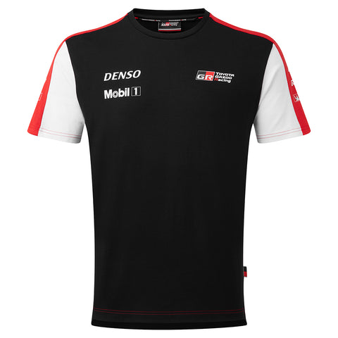 NEW WEC Toyota Gazoo Racing Men's Team T-Shirt