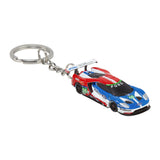 Ford Performance Car Keyring - Grandstand Merchandise