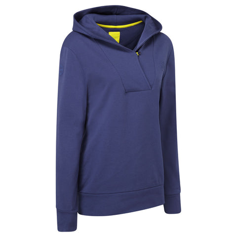Lotus Cars Ladies Hooded Top - Grandstand Merchandise - 1