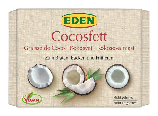 Eden Neutral Kokosfedt, 250 g. - greenos