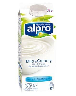 Alpro Mild&Creamy, Neutral 750g