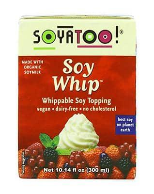 Soyatoo Soy Whip - 300ml