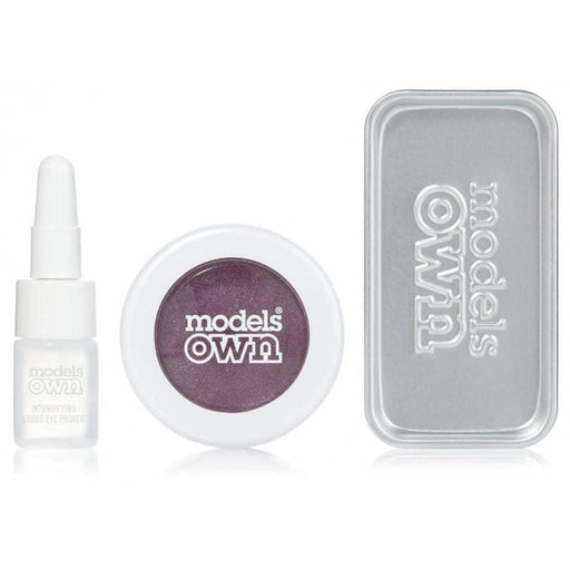 Models Own Colour Chrome Eyeshadow Kit - Tyrian Purple - GreenOS.dk - GreenOS.dk