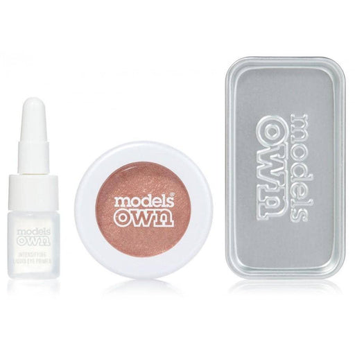 Models Own Colour Chrome Eyeshadow Kit - Copper Lustre - GreenOS.dk - GreenOS.dk