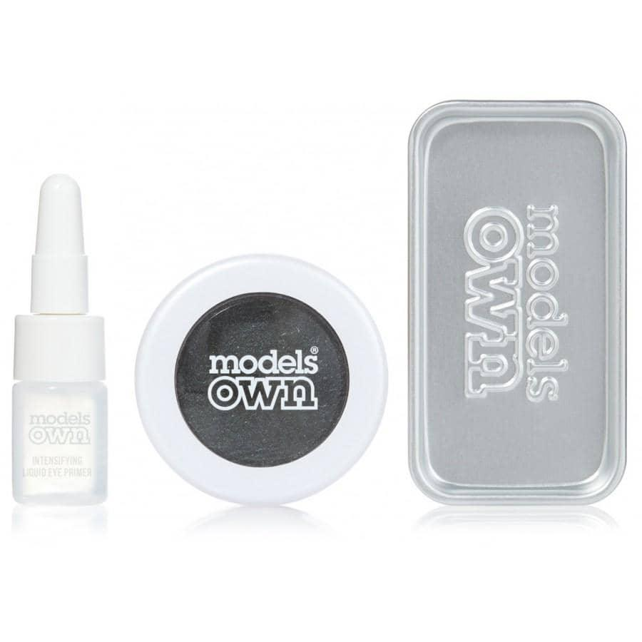 Models Own Colour Chrome Eyeshadow Kit - Chromium Emerald - GreenOS.dk - GreenOS.dk