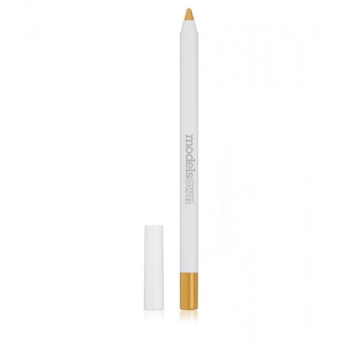 Models Own - i-Definer Kohl Pencil Eyeliner - Glitz Gold 02 - GreenOS.dk - GreenOS.dk