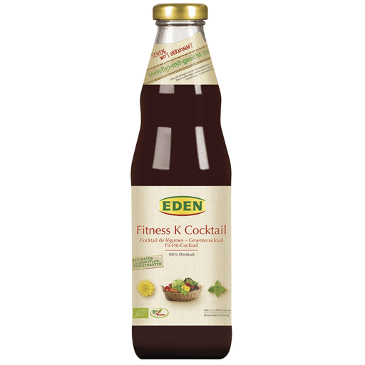 EDEN Fitness-K-Cocktail Saft, 750 mL. - greenos