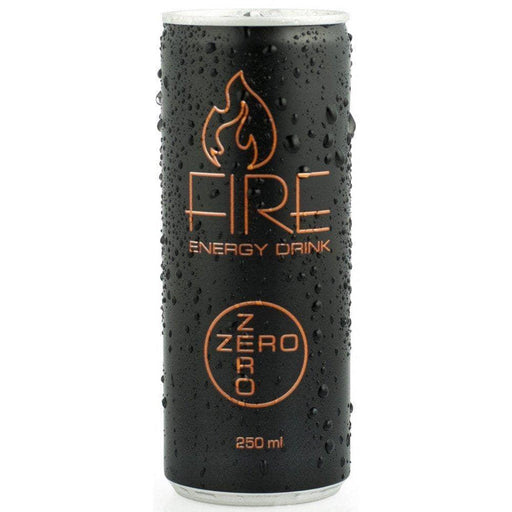 Fire Energy Drink ZERO 25cl (pris inkl. Pant)