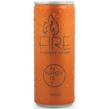 Fire Energy Drink Classic 25cl (pris inkl. Pant)