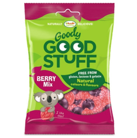 Goody Good Stuff Berry Mix, 100 g.