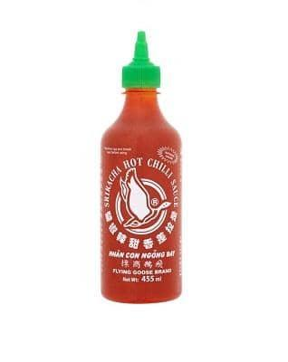 Sriracha Original Chili Sauce, 455 ml - GreenOS.dk