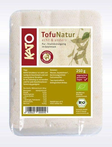 KATO Tofu Naturel, 200 g