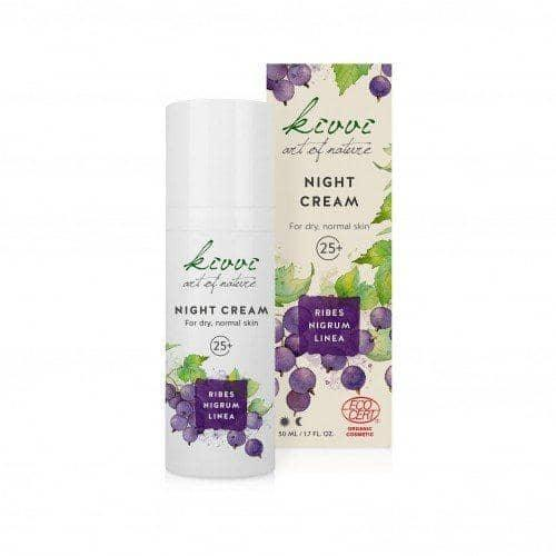 Kivvi Ribes Nigrum Linea Night Cream, 50 g. - greenos