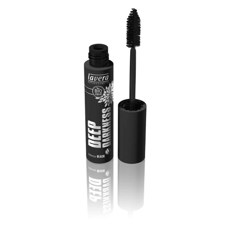 Lavera Deep Darkness Mascara - sort, 13ml - GreenOS.dk