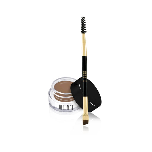 Milani Stay Put Brow Color - Medium Brown 03 - GreenOS.dk - GreenOS.dk