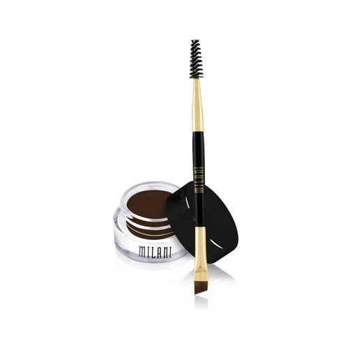 Milani Stay Put Brow Color - Dark Chocolate 08 - GreenOS.dk - GreenOS.dk