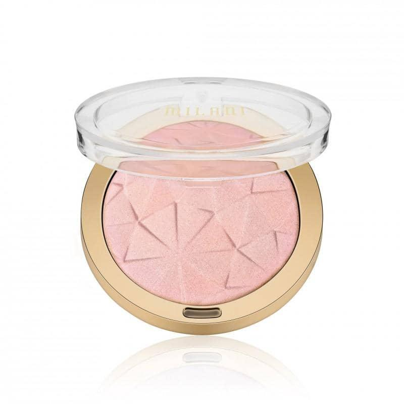 Milani Hypnotic Lights Powder Highlighter - Luminous Light 02 - GreenOS.dk - GreenOS.dk