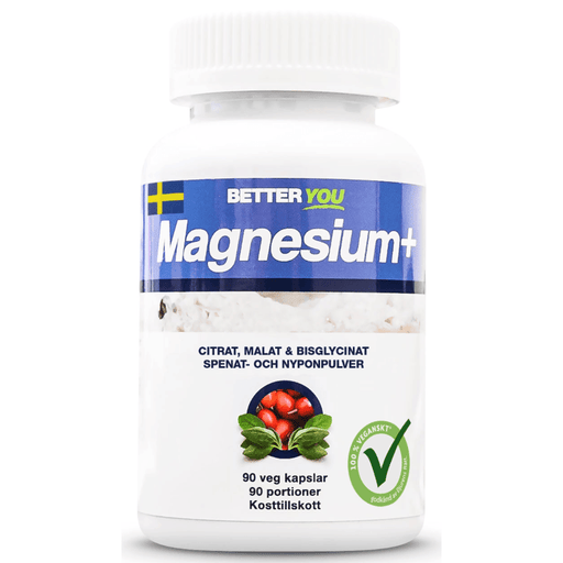 Better You - Magnesium 90tab. - GreenOS.dk