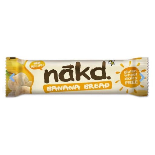 Näkd bar banana bread 35g - Glutenfri