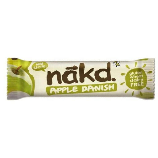 Näkd bar Apple Danish 35g - Glutenfri