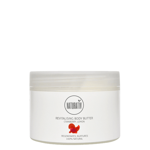 Naturativ Revitalising Body Butter, 250 ml.