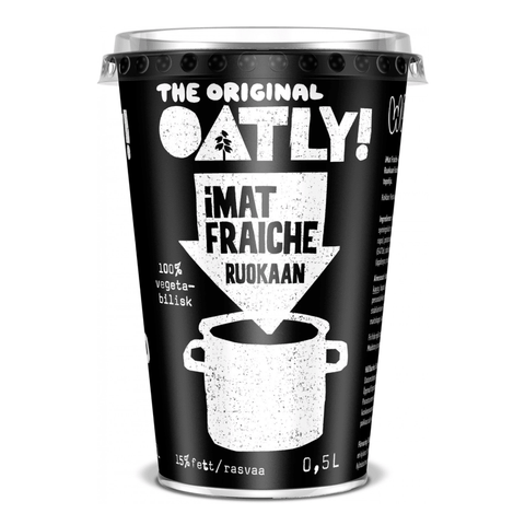 Oatly iMat Fraiche 500ml