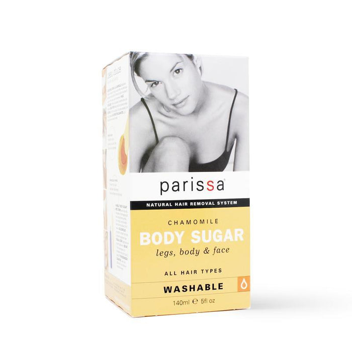 Parissa Body Sugar Chamomile Wax - GreenOS.dk