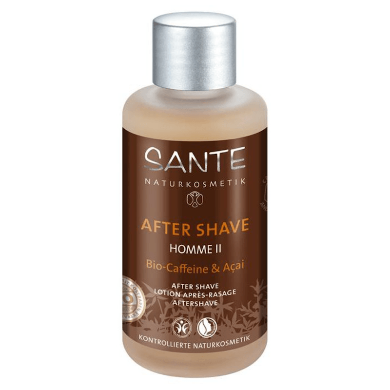 Sante After shave med Koffein & Açai, 100 ml