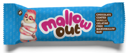 Freedom Mallow Out choko skumfidus Bar Vanilje, 40 g.