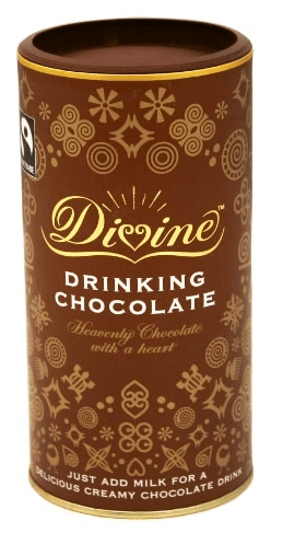 Divine Hot Chocolate 400 g.