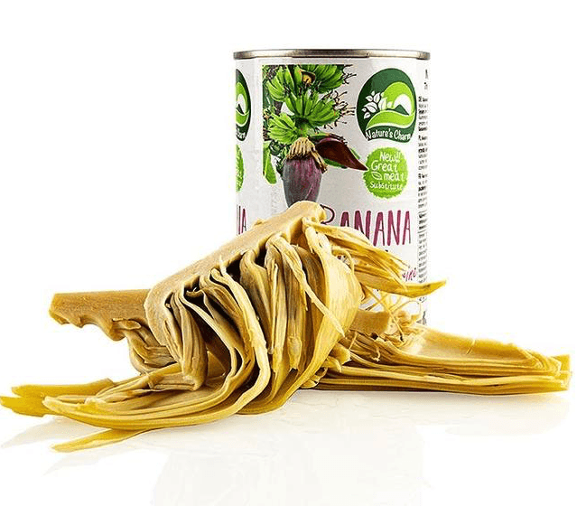 Nature's Charm Bananblomst i lage, 510 g.