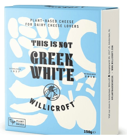 Willicroft- This is not Greek White 150 g - GreenOS.dk