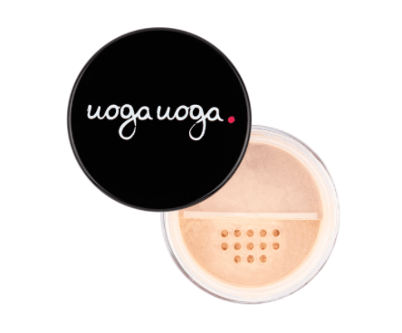 Uoga Uoga Foundation powder Never Sleeping Beauty, SPF 15 8g. - GreenOS.dk