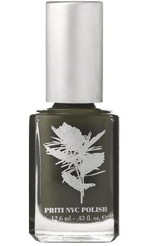 Priti NYC Neglelak -  NO.610 - DARK WARRIOR ORCHID, 12 ml - GreenOS.dk