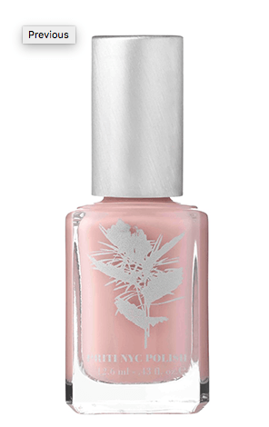 Priti NYC Neglelak -NO.133 - SECRET GARDEN ROSE, 12 ml - GreenOS.dk