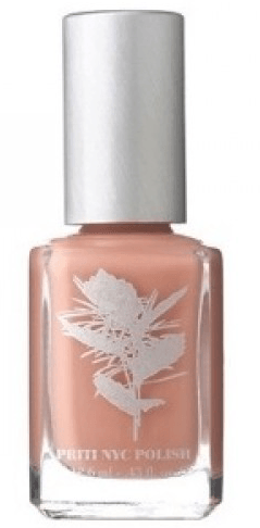 Priti NYC Neglelak -  NO.209 - ALISTER STELLA GRAY ROSE, 12 ml - GreenOS.dk