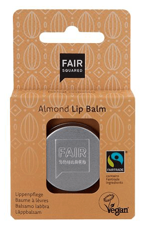 Fair squared -Almond Lip Balm, 12 g.