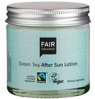 Fair squared -After Sun Lotion, Green Tea, 50 ml.
