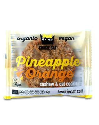 Kookie Cat, Ananas-Orange Crisp, 50 g