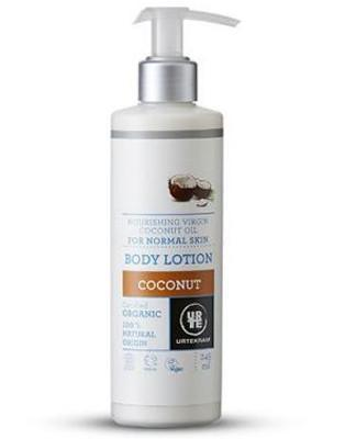 Urtekram Kokos bodylotion,  øko 245 ml