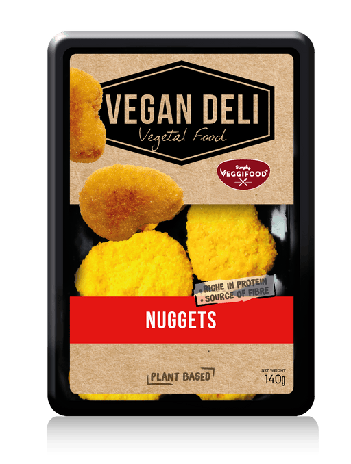 VEGAN DELI NUGGETS 154g (7x22g)
