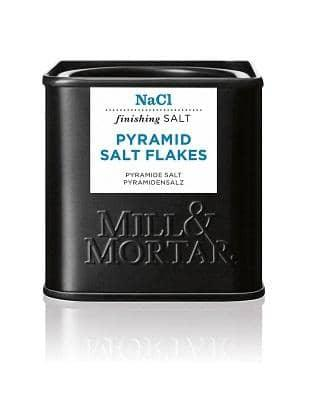 Mill & Mortar, Pyramide salt, 70 g