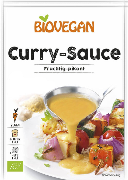 Biovegan Karry Sauce, 29 g.