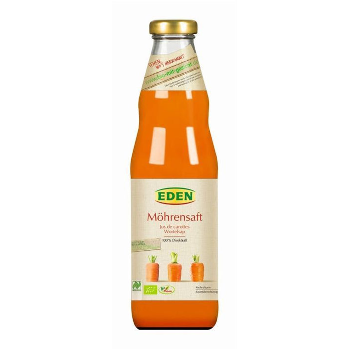 EDEN Gulerodssaft, 750 mL. - greenos