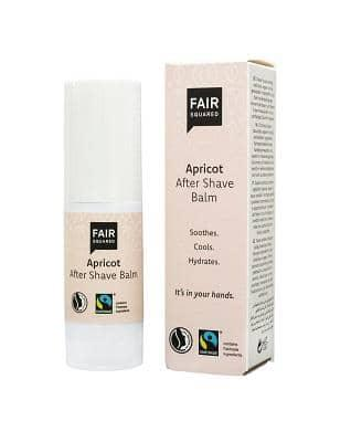 FAIR SQUARED, apricot aftershave balm, woman, 30ml
