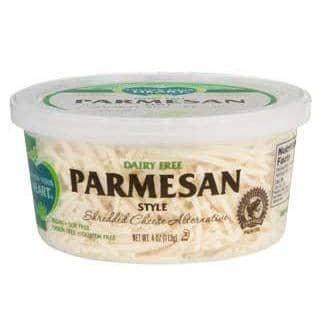 Follow Your Heart Vegansk Parmesan alternativ i strimler 113g - GreenOS.dk