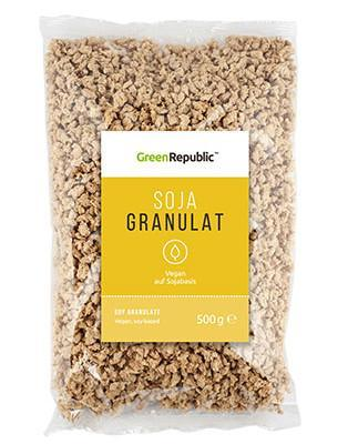 Green Republic Soja Granulat, 500g