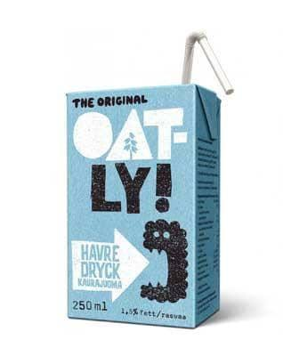 Oatly Havredrik kalcium, 250ml